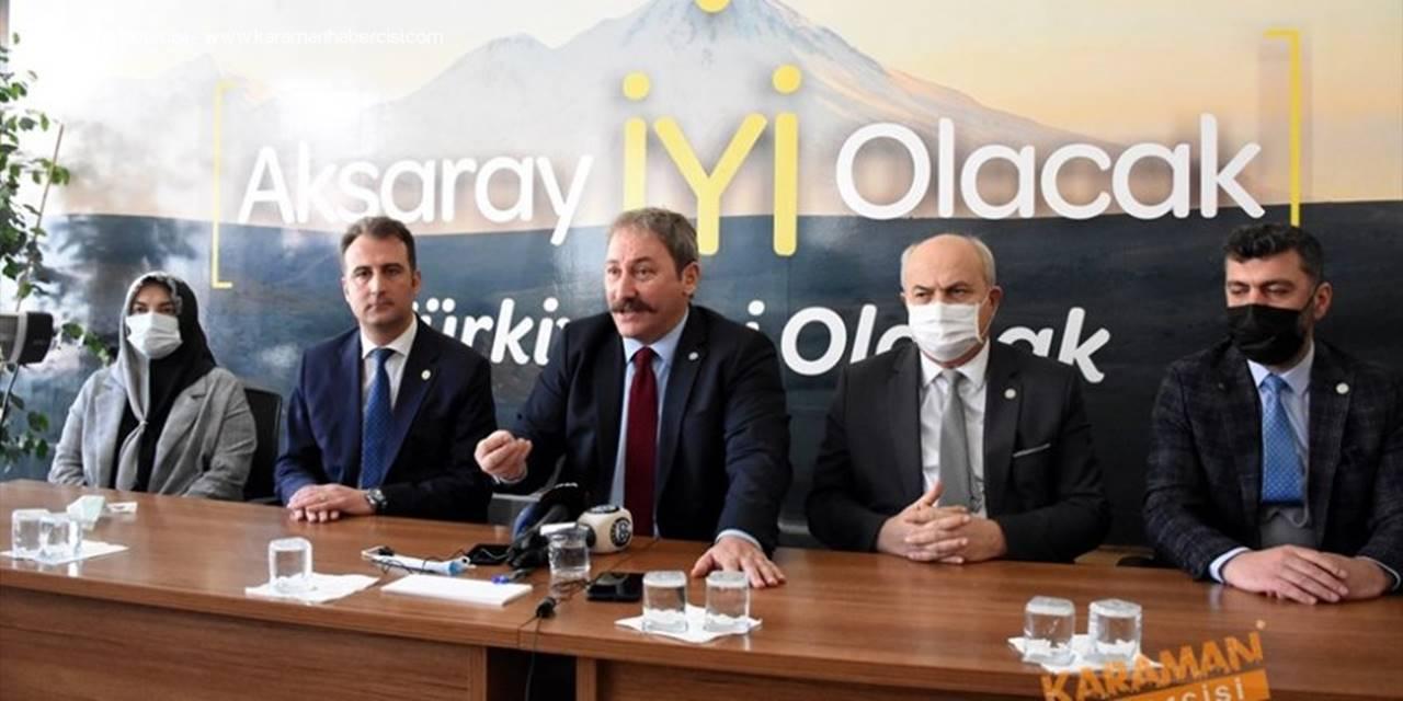"""İYİ Partili Akalın: """"Türkiye'de yeni bir iktidar hareketi başlatıyoruz"""""""