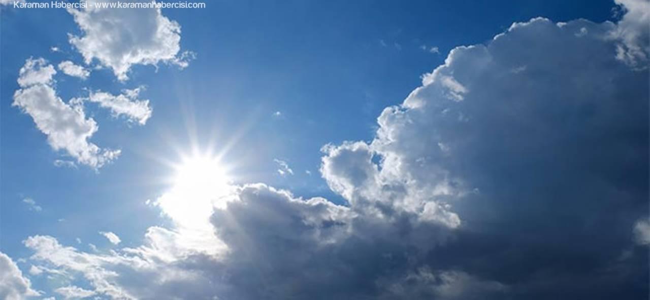 Karaman'da Hava Nasıl Olacak