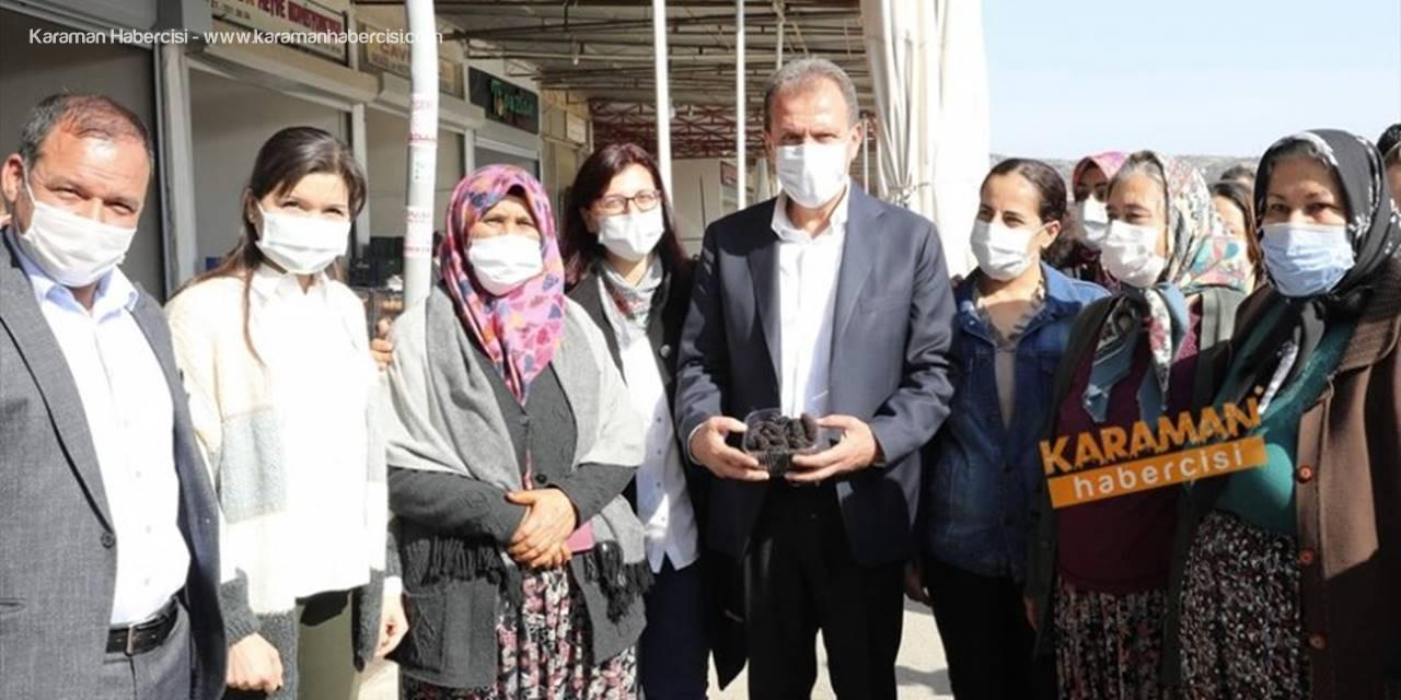 Büyükşehir Belediye Başkanı Seçer'den Silifke Esnafına Ziyaret