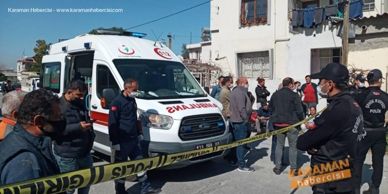 Mersin'de Evde Çıkan Yangında 2 Çocuk Hayatını Kaybetti