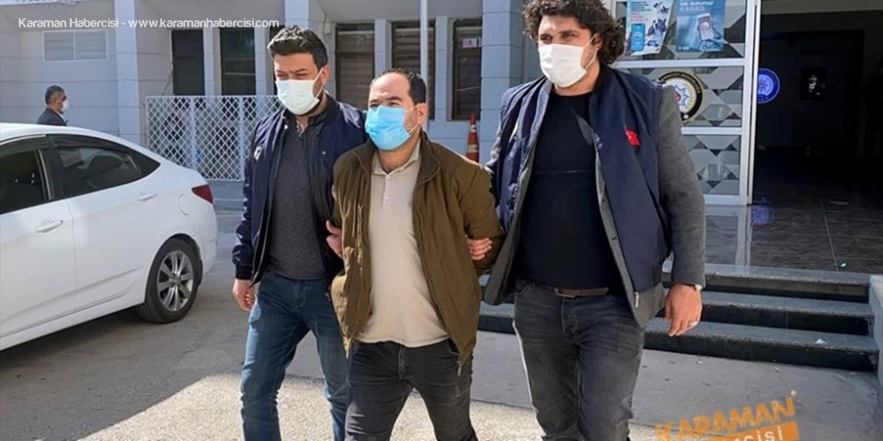 Mersin'de Cinayet Suçundan 48 Yıl 4 Ay Kesinleşmiş Hapis Cezasıyla Aranan Hükümlü Yakalandı