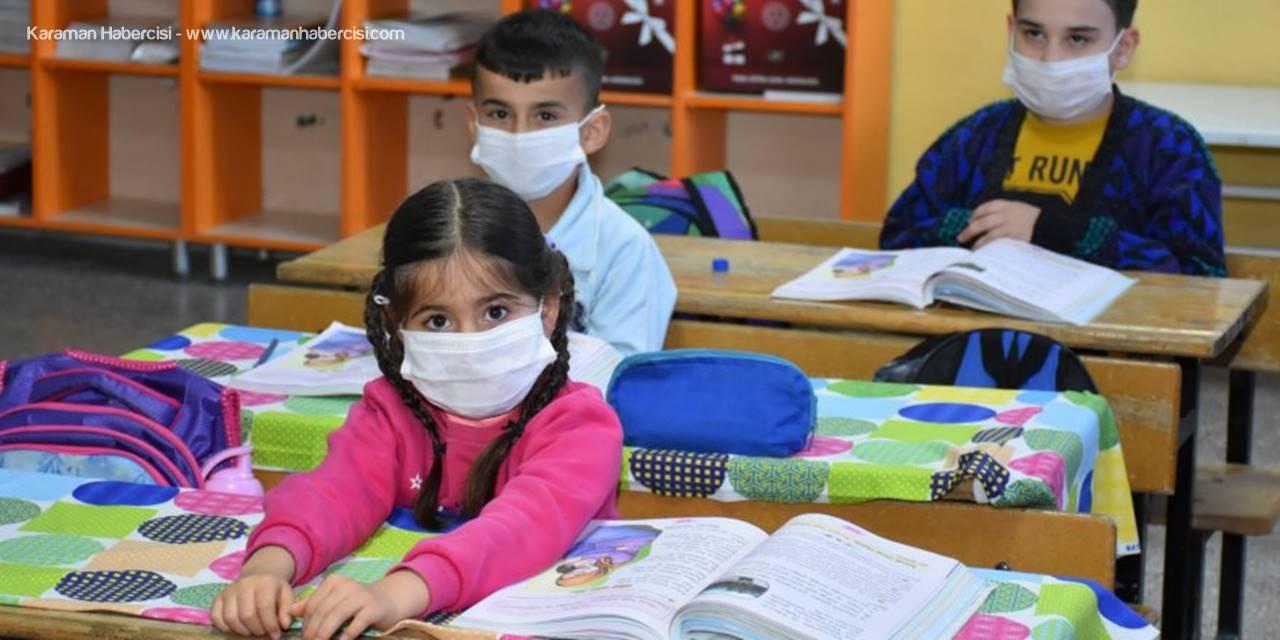 1 Mart'ta Başlayacak Yüz Yüze Eğitim Karaman'da Nasıl Olacak?