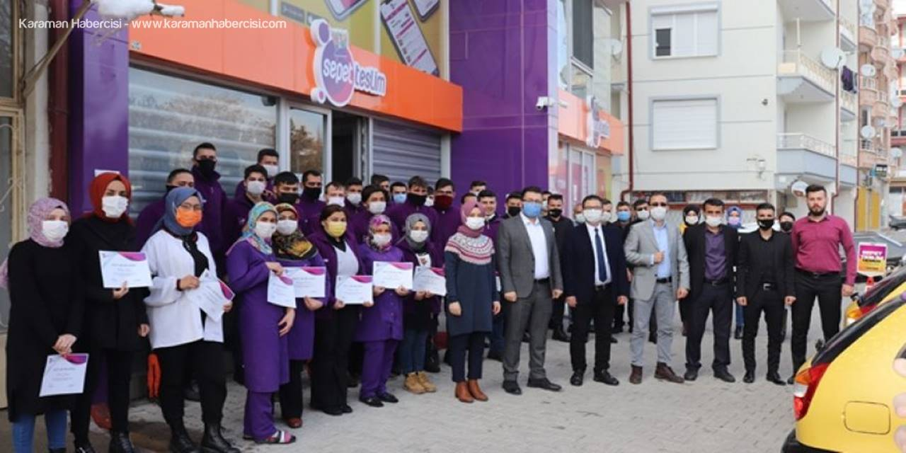 Kurumsal Eğitimler İle Karamanlılara Daha İyi Hizmet Götürüyorlar