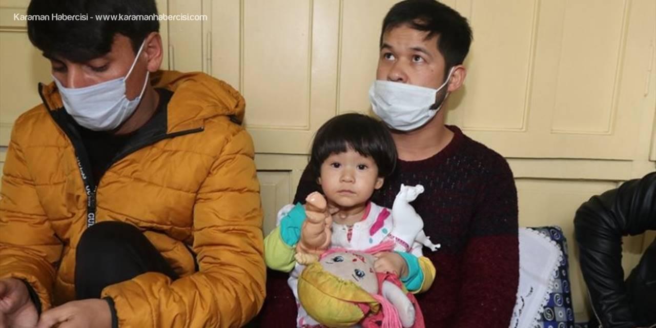 Karaman'a Yerleşen Afganlar Yaşadıkları Kabusu Unutamıyorlar