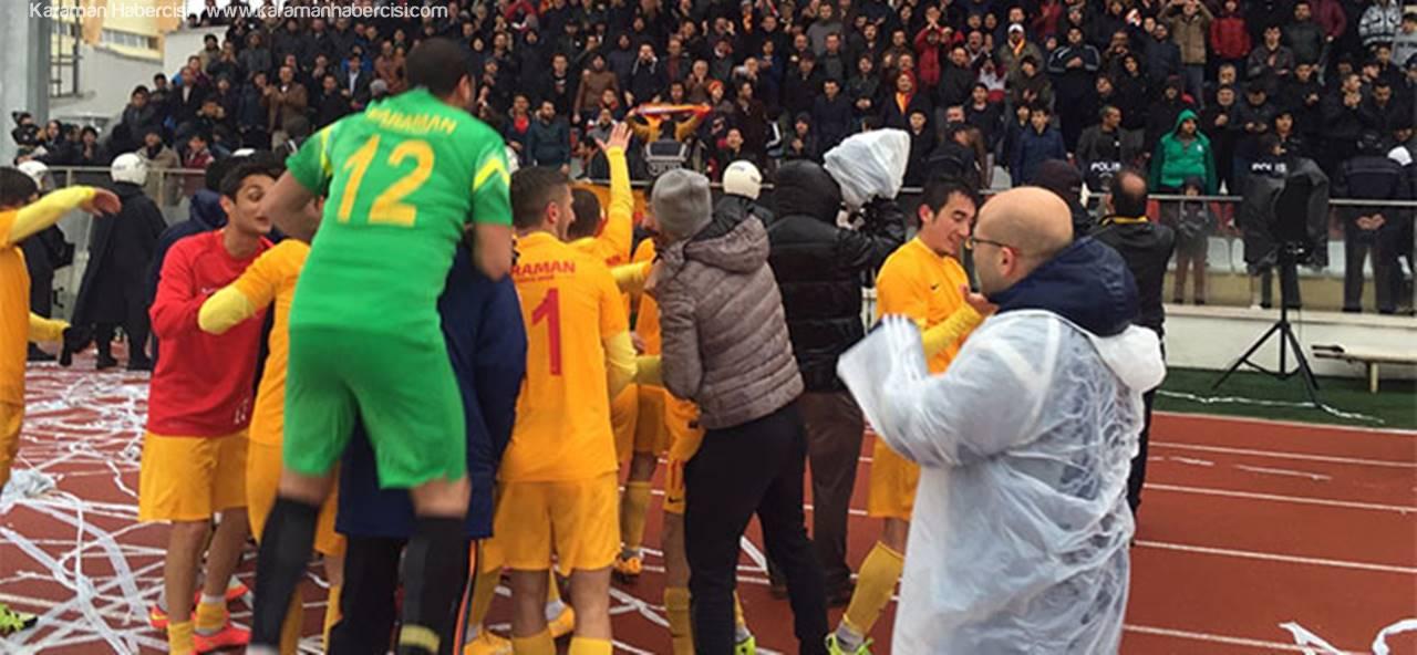 Karaman Belediyespor'un Kupada Rakibi Nevşehirspor