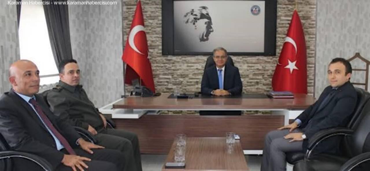 Vali Süleyman Tapsız Ayrancı'da Yatırımları İnceledi