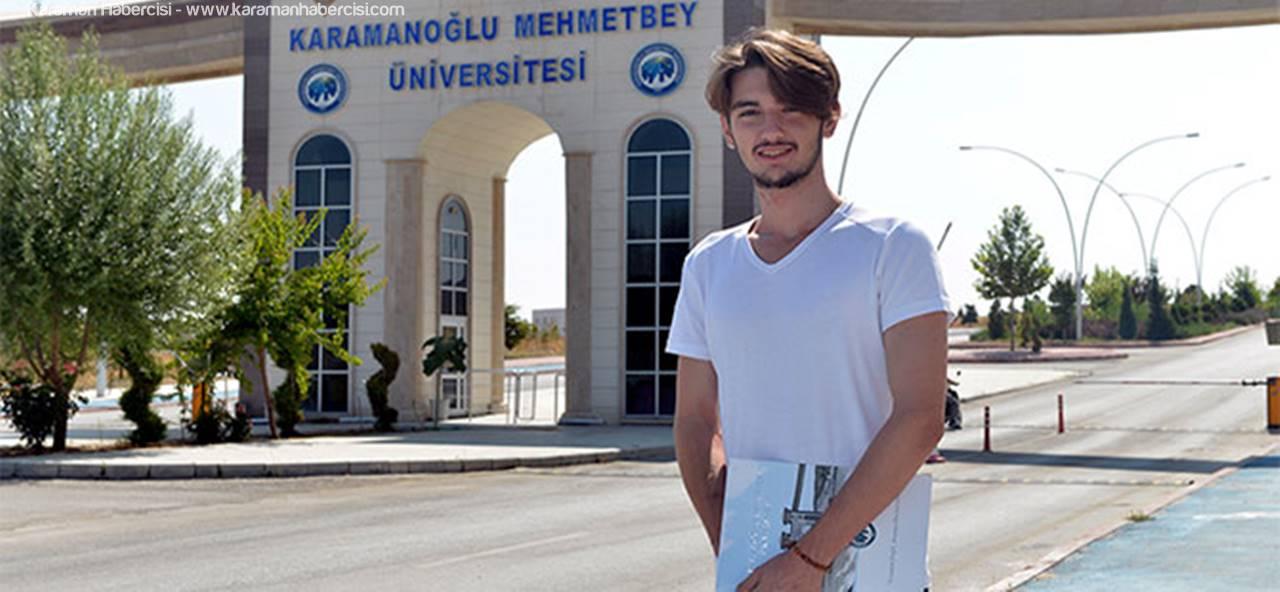 KMÜ'de Öğrenci Sayısı 15 Bine Ulaştı