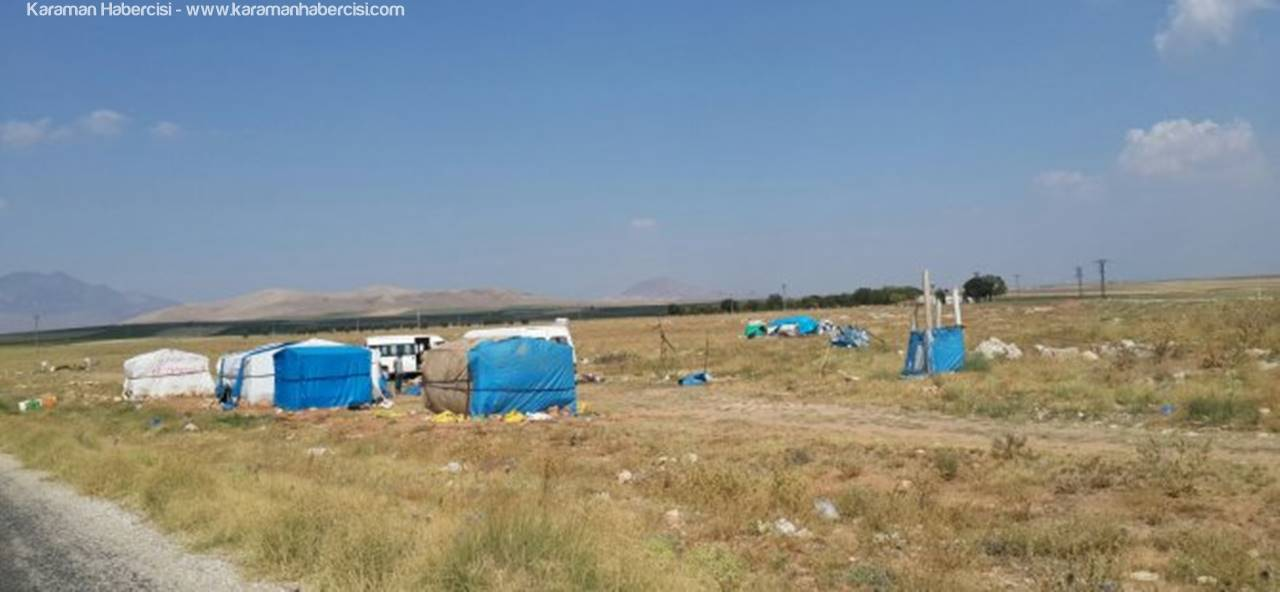 Karaman'da Tarım İşçisi Aile Yardım Eli Bekliyor