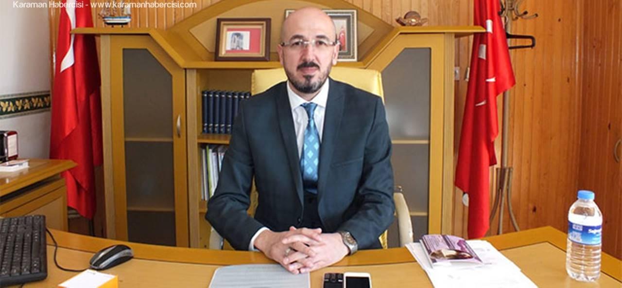 'Levent Tutuk'a Yeni Görevinde Başarılar Diliyorum'