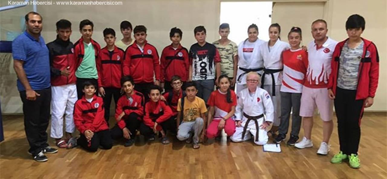 Judocular, Karaman'a Madalyalarla Döndü