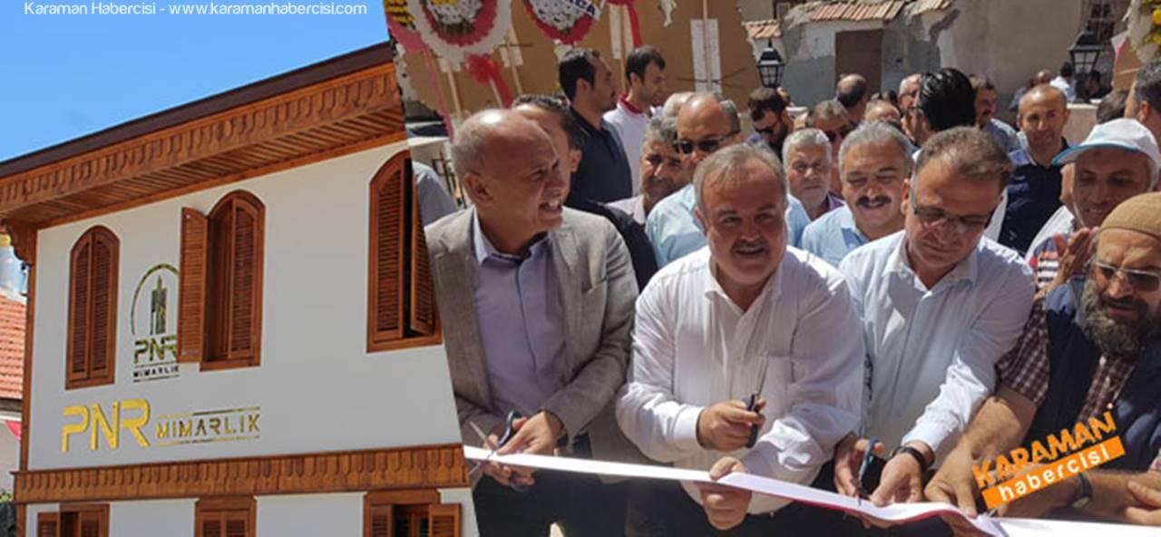 PNR Mimarlık Bürosu Dualarla Açıldı