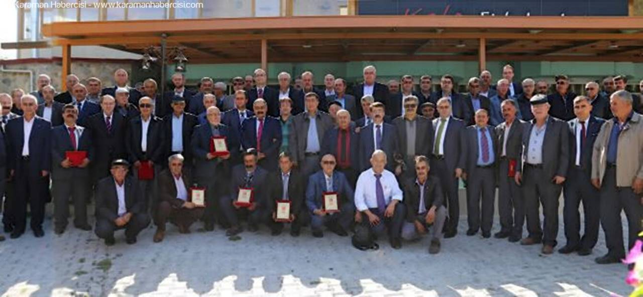 Karaman'da Muhtarlar Günü Programı