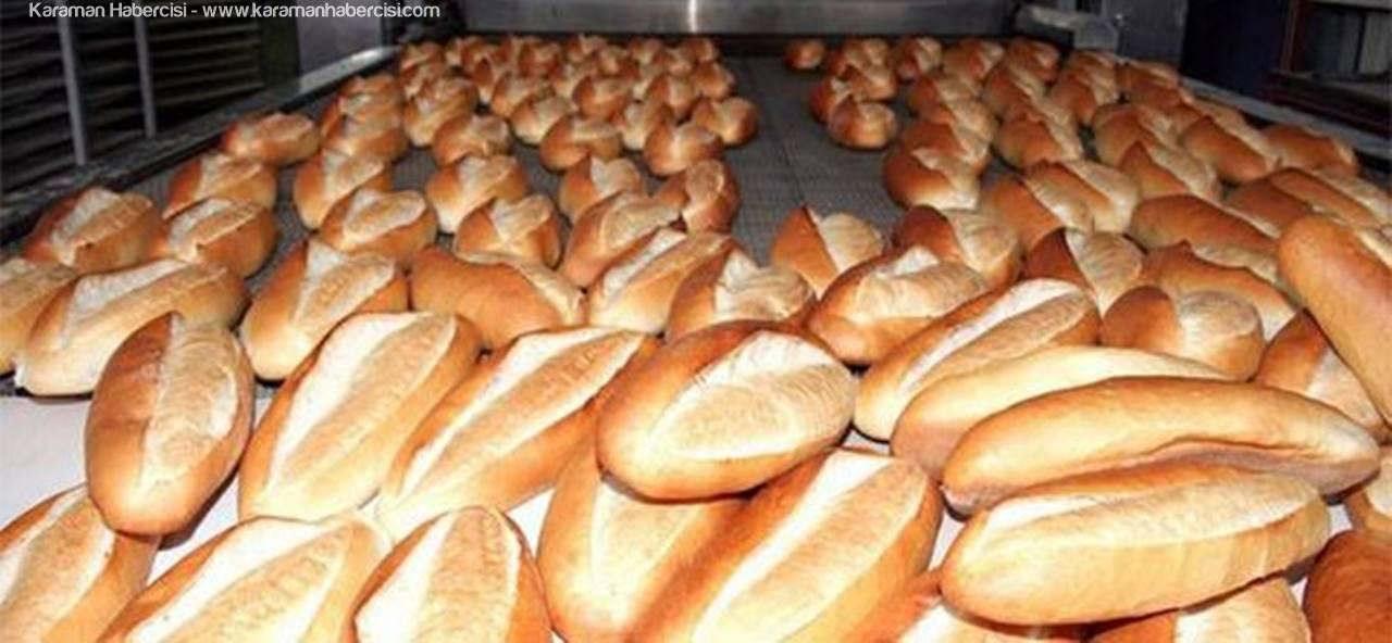 Karaman'da Bayram Boyunca Nöbetçi Ekmek Fırınları