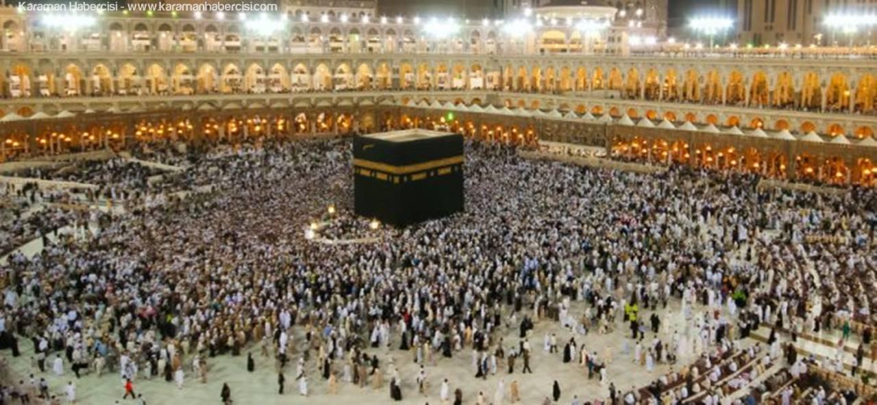 Hacca Gidemeyen Müslüman Ne Yapmalı?