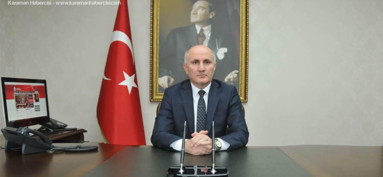 Karaman Valisi Fahri Meral'den Ahilik Kültürü Haftası Mesajı