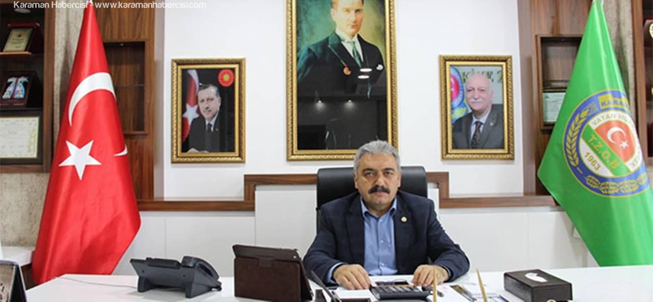 Karaman'da Pancar Üreticileri Kantarların Açılmasını Bekliyor