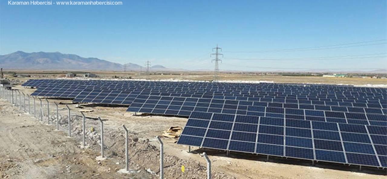 Günlük 2500 Hanenin İhtiyacı Olan Elektriği Üretiyoruz