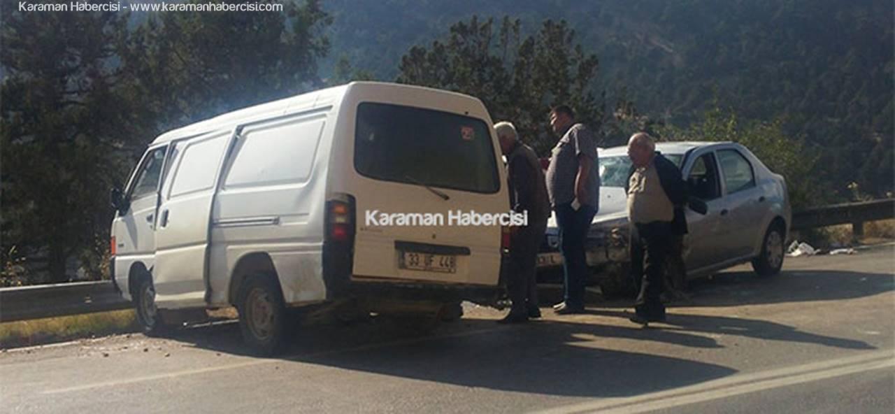 Trafik Canavarı Sertavul'da Bir Can Aldı