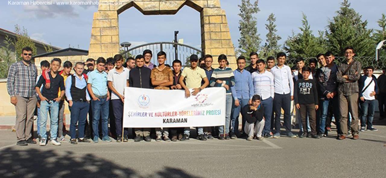 Karaman Gençlik Merkez'inde Günü Birlik Geziler Devam Ediyor