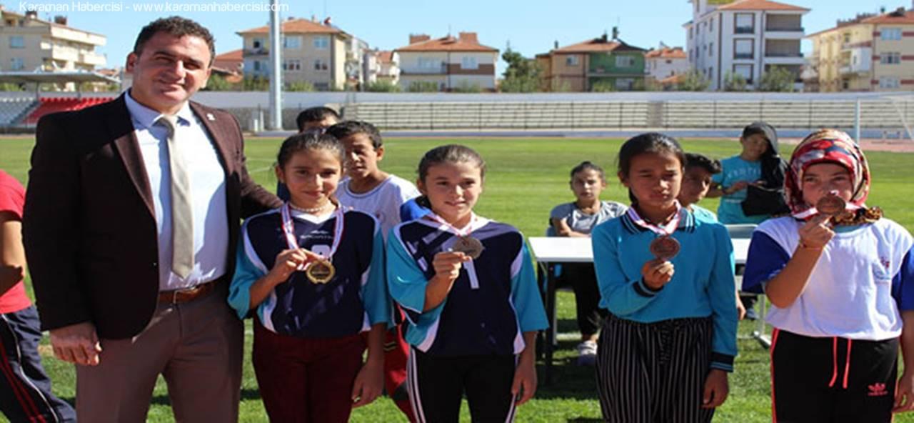 Karaman'da Cumhuriyet Koşusu Yapıldı
