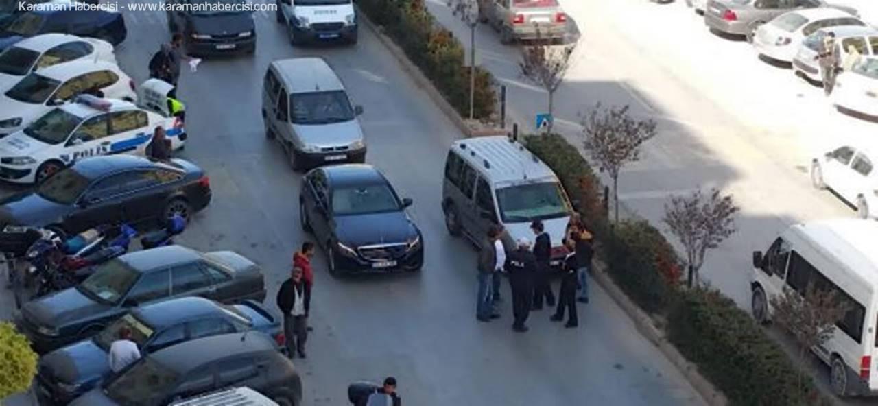 Otomobil Çarpan Vatandaşa İlk Müdahale Yanındaki Hastaneden