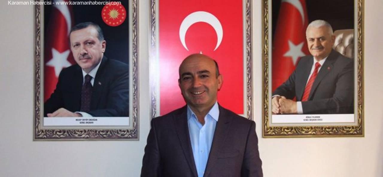 İlçe Başkanı Mustafa Atabay 8 Mart Dünya Kadınlar Gününe Mesajı