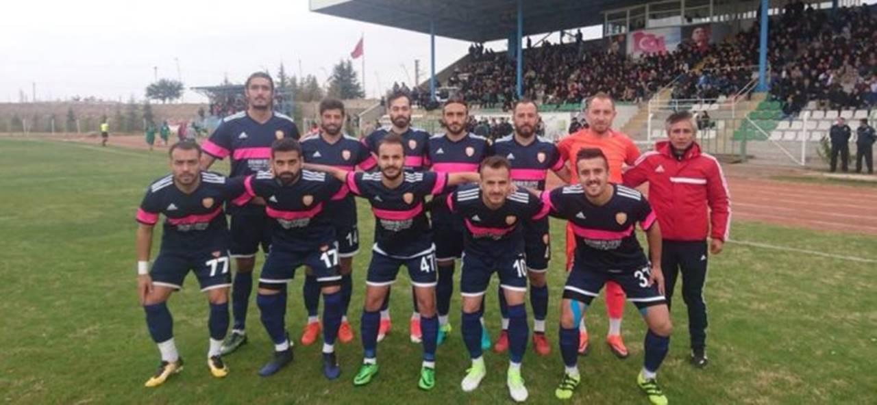 Karaman Belediyespor Farklı Kazandı
