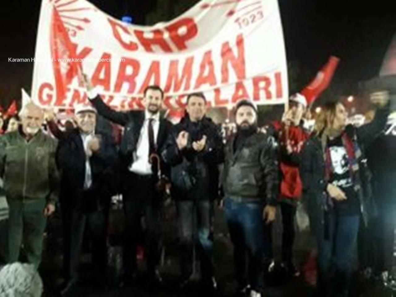 CHP Bayramı Farklı Kutladı