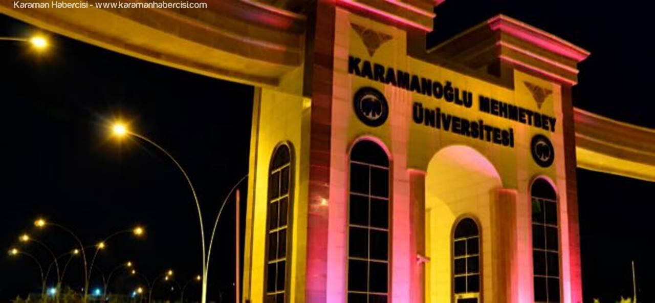 KMÜ Rektörlük Ataması İçin Gözler Cumhurbaşkanında