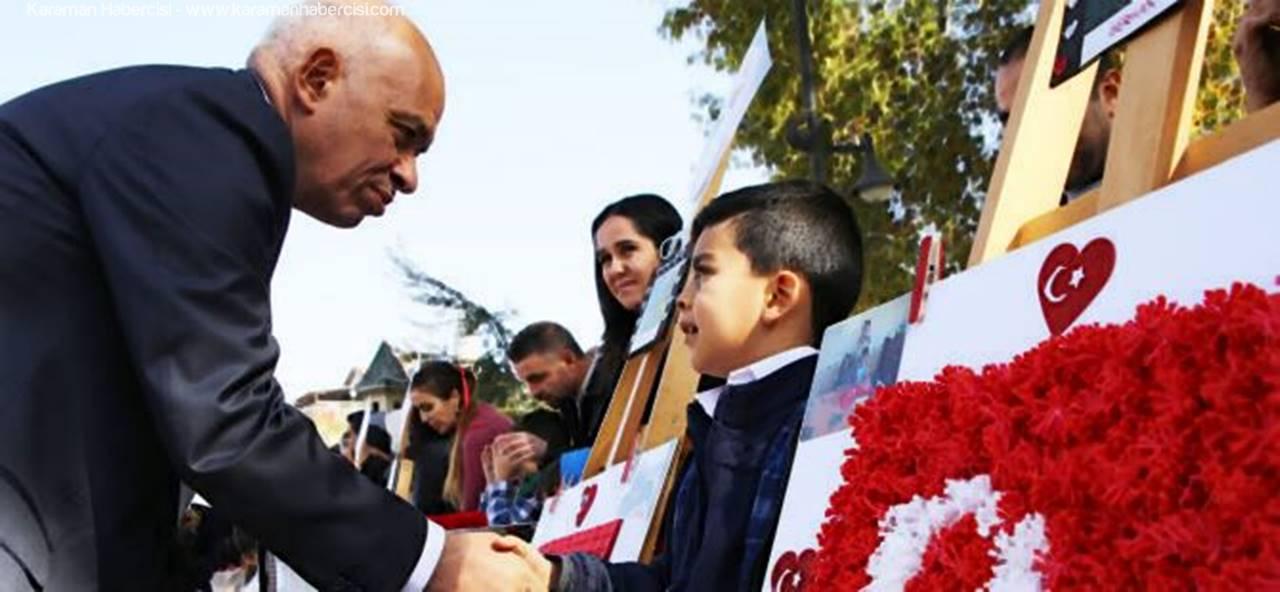 Karaman'da Cumhuriyet Bayramı Kutlamaları