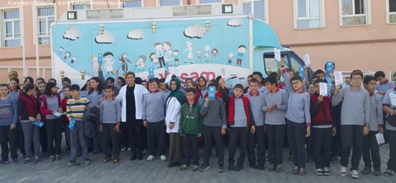 Kazımkarabekir'de Ergen Sağlığı ve Diyabet Eğitimi