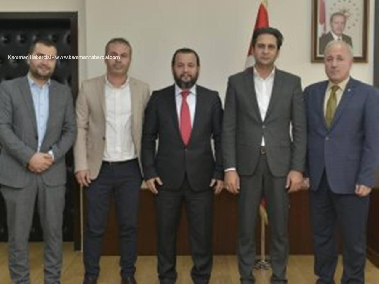 KMÜ ile Özel Karaman Hastanesi Protokol İmzaladı