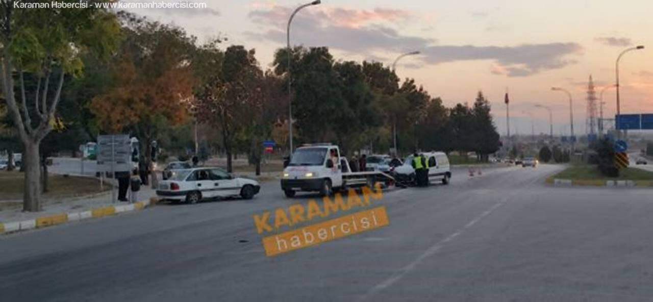 Karaman Otogar Giriş Çıkışlarında Bekleyen Trafik Canavarı