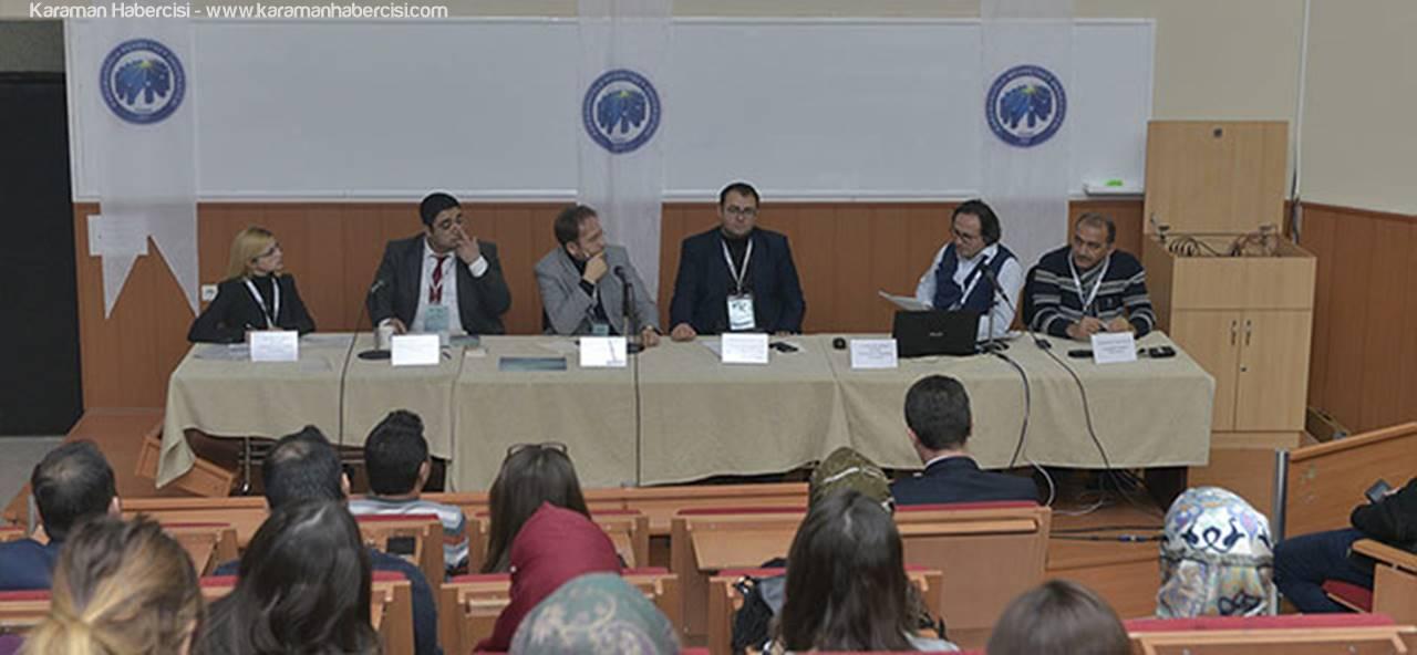 KMÜ Enerji Çalıştayına Ev Sahipliği Yaptı