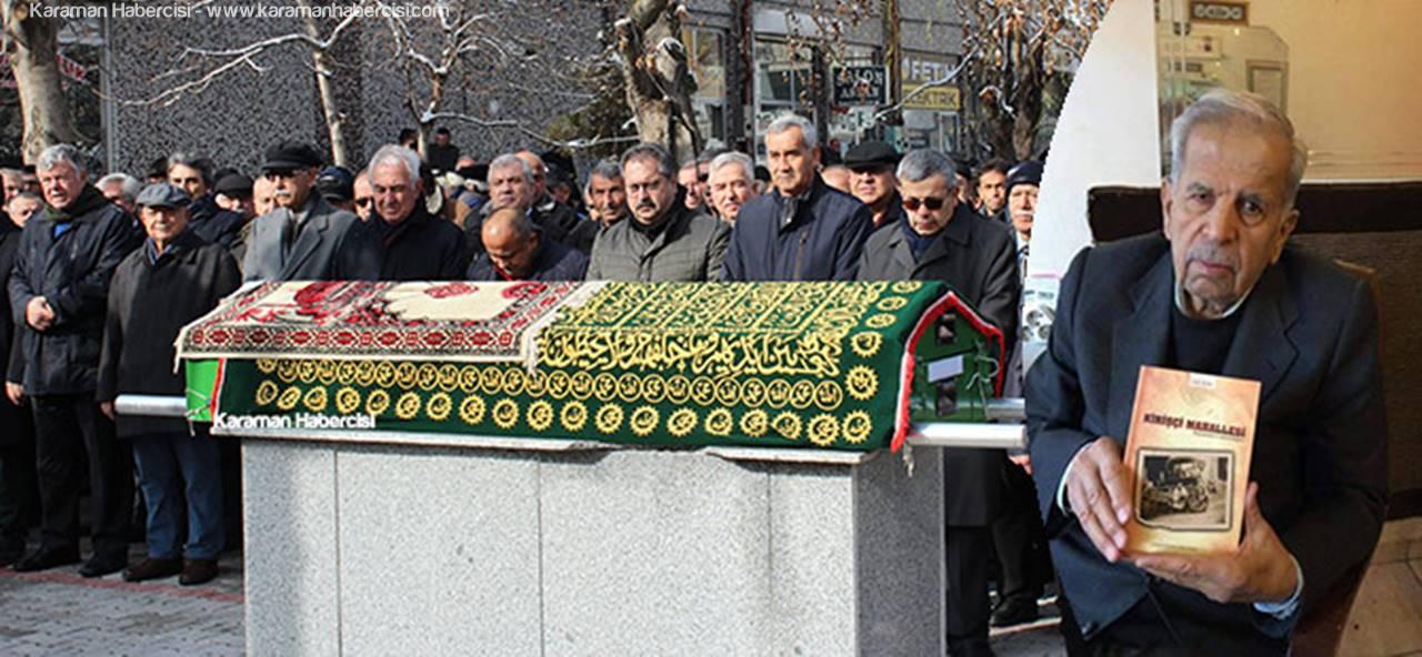 Ahmet Talat Duru Son Yolculuğuna Uğurlandı