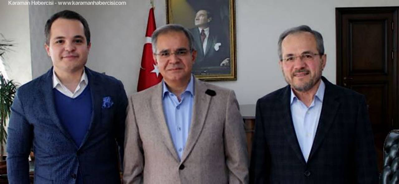 Arda Ermut'tan Vali Süleyman Tapsız'a Ziyaret