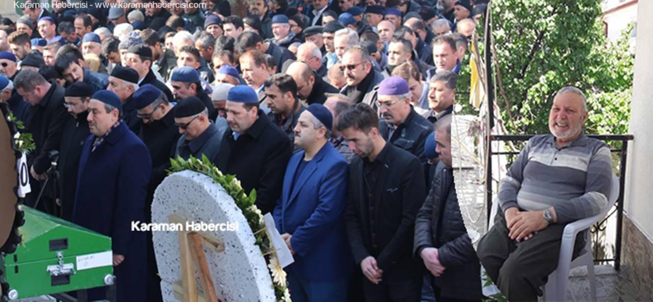 Karaman'da Vefat Edenler İçin Son Görev