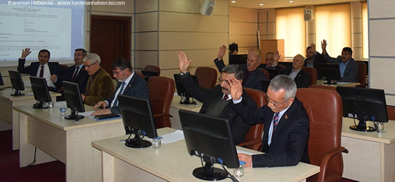 İl Genel Meclisinde Şubat Ayı Mesaisi