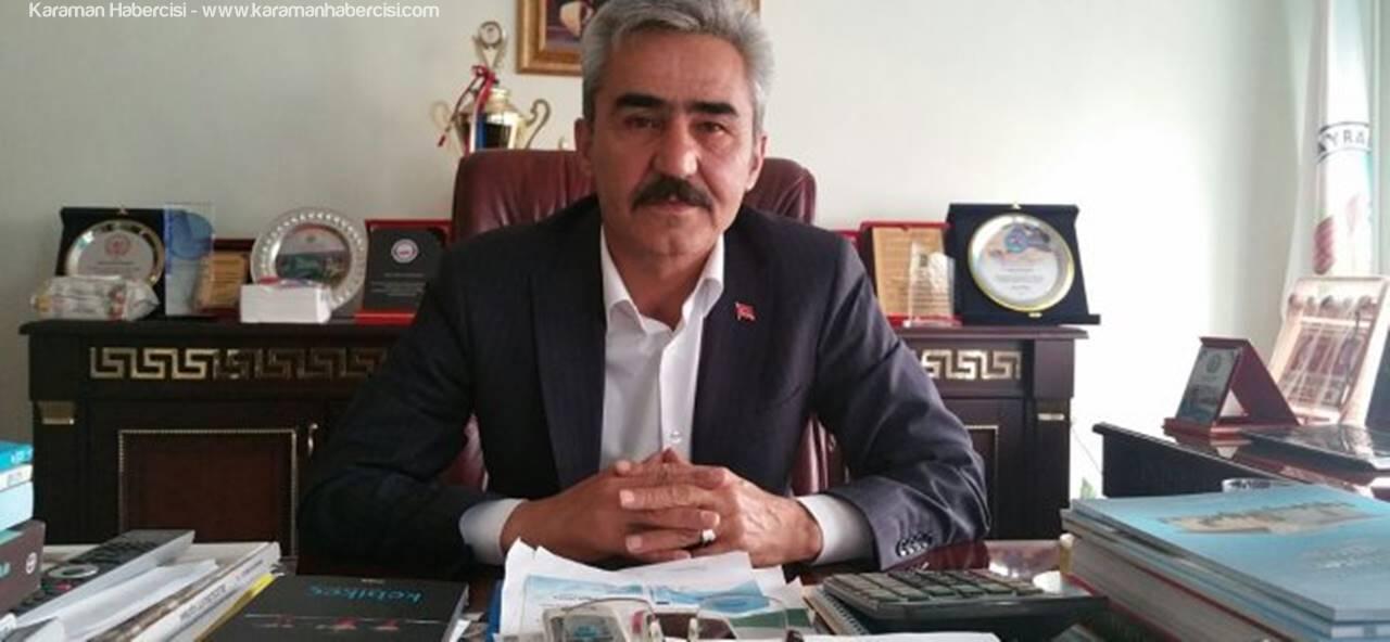 Ayrancı'dan Afrin şehitleri için kampanya