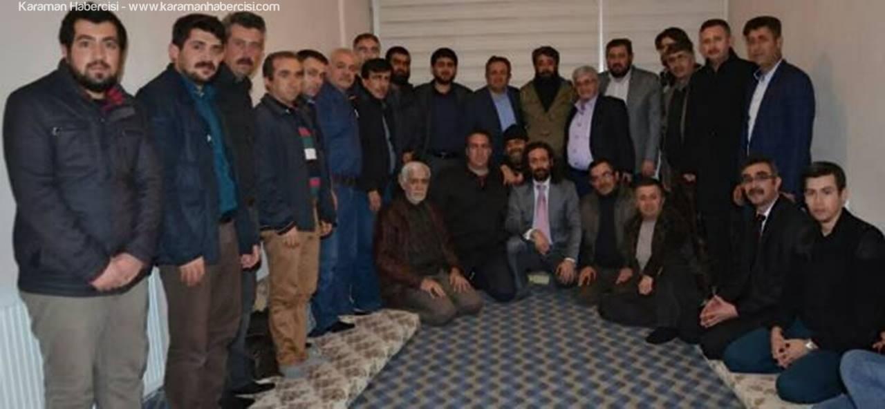 Bayırbucak Abdulhamidhan Tugay Komutanı Ömer Abdullah Karaman'daydı