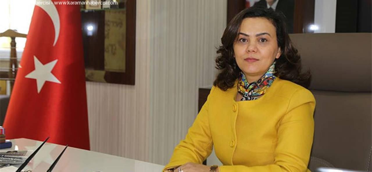 Dünya Kadınlar Günü'nde Belediye Başkan Vekili Leyla Bender Oldu
