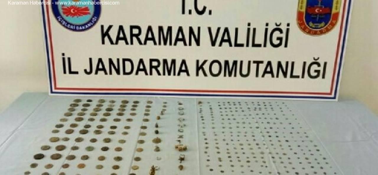 Karaman'da Definecilere Kötü Sürpriz