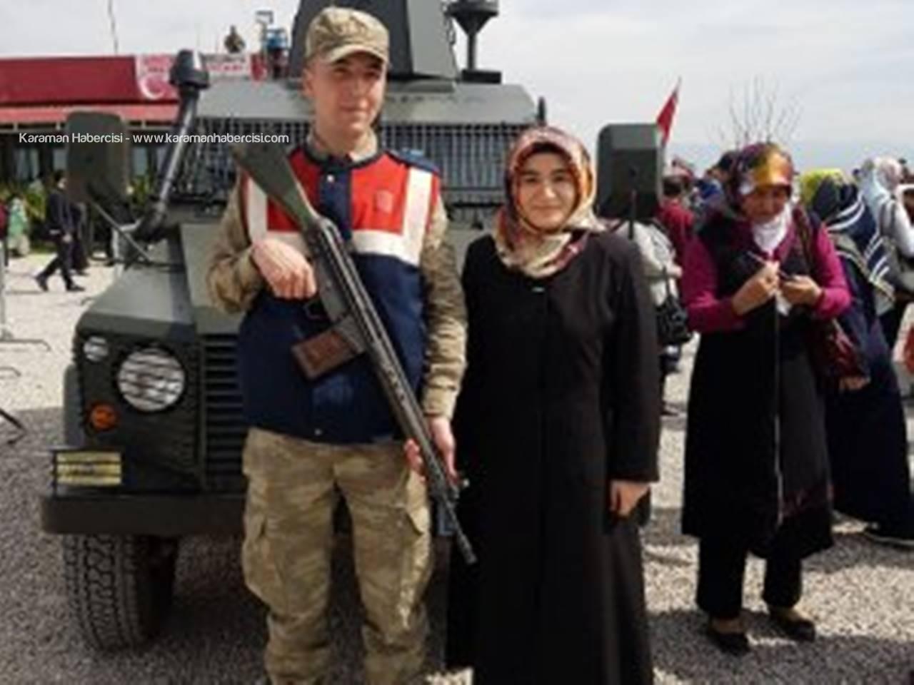 KMÜ Öğrencileri Mehmetçik İçin Sınırda