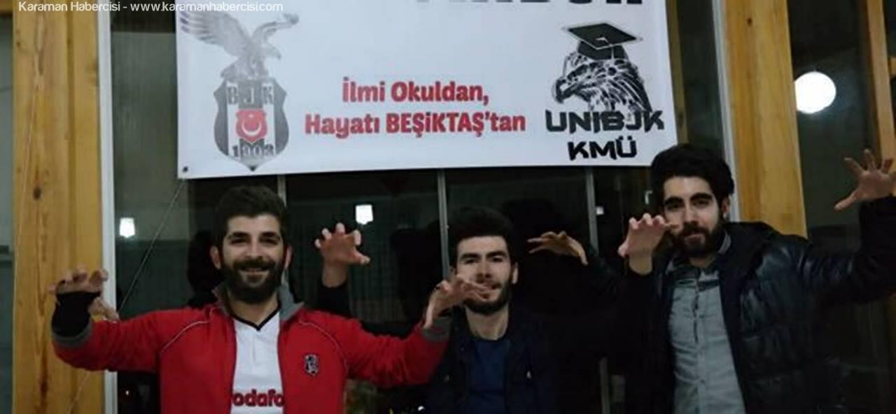 Karamanlı Beşiktaşlılar Arabaşı Gecesinde Buluştu