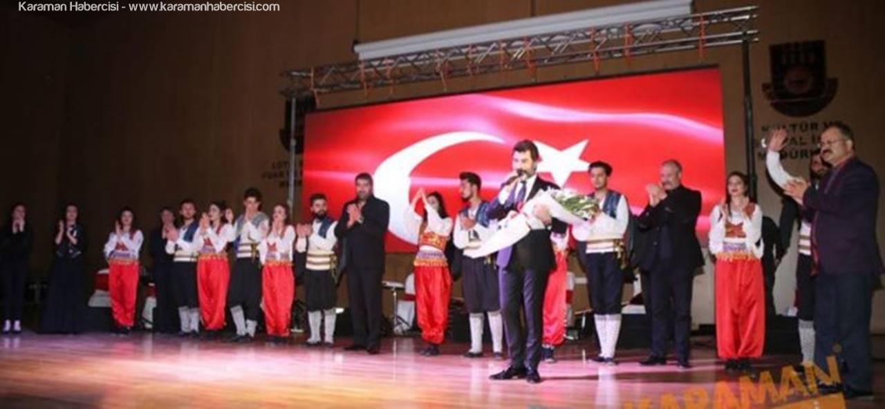 """Karaman'da """"Son Siper Çanakkale"""" Gösterisi Beğeni Aldı"""
