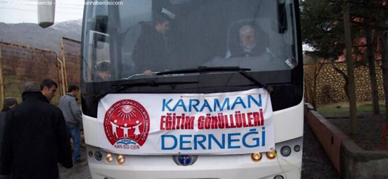 Karaman'da O Dernek, Resmen Kapatıldı