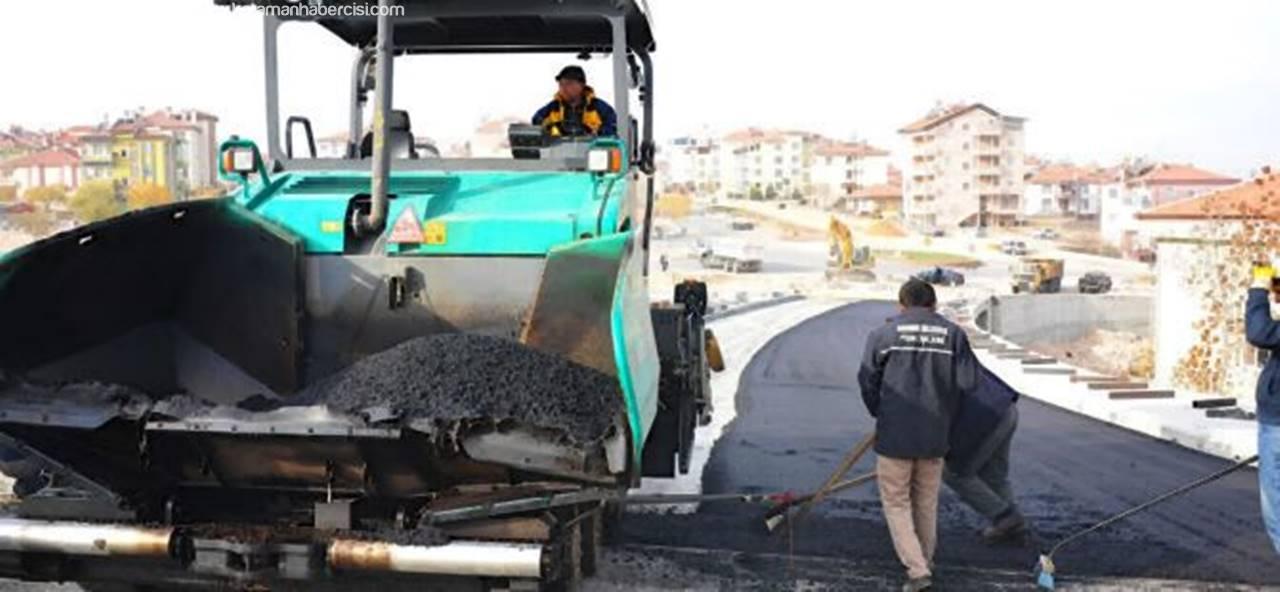 Karaman'da Önemli Bağlantı Noktalarından Biri Bitiyor