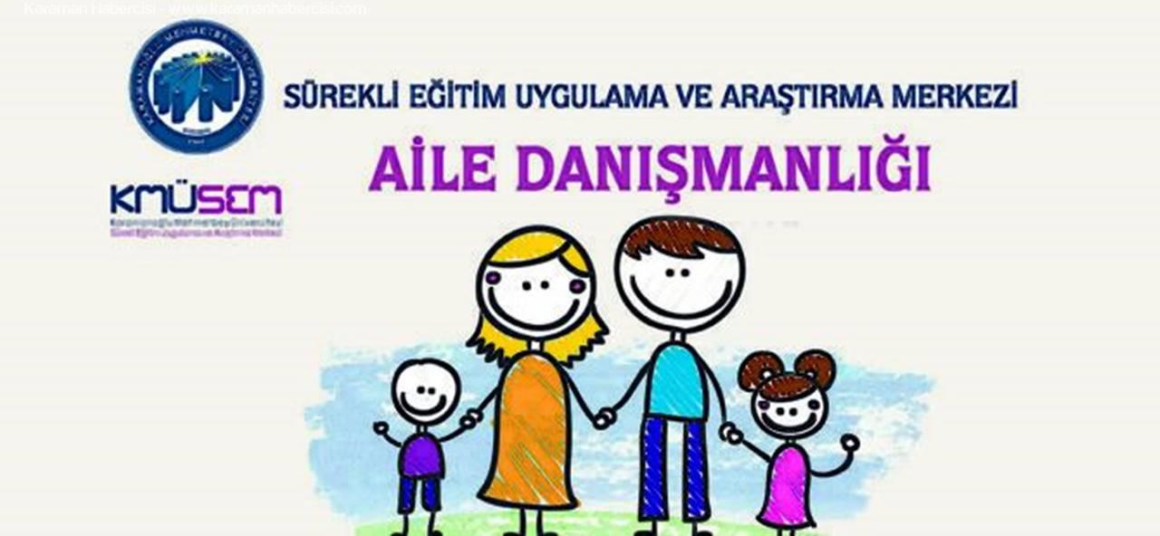Karaman'da Aile Danışmanlığı' Kursu Açılacak
