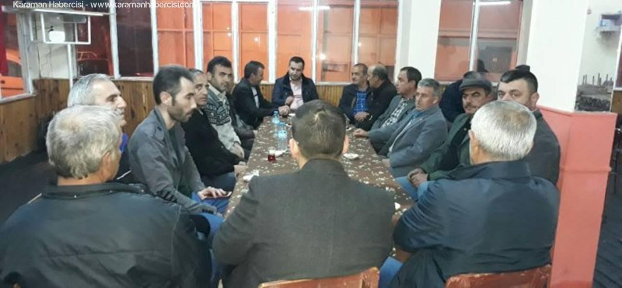 Milliyetçi Hareket Partisi'nden Seçim Öncesi Taşra Ziyaretleri
