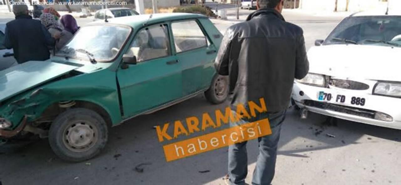 Şerali Göbeği Karaman'ın Vukuatlı Kavşağı Oldu